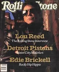 Lou Reed Rolling Stone
