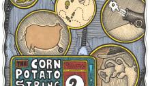 corn potato string band